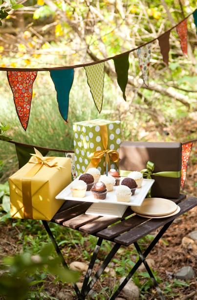 Eco friendly woodland birthday party supplies acme Environmentally friendly decorations