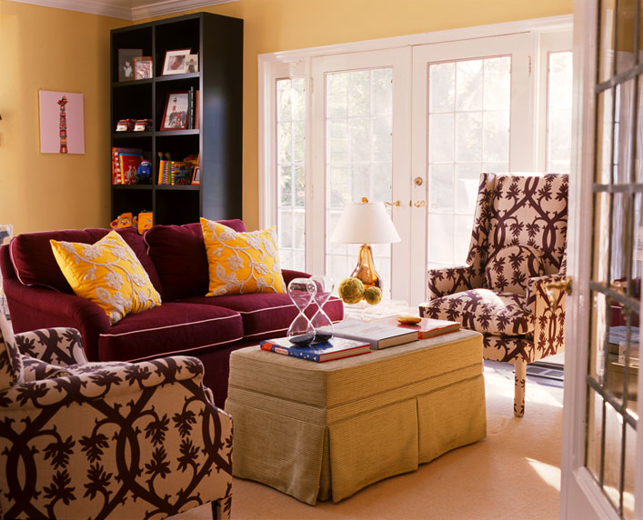 Infusing Yellow In Your Color Scheme And Interior Design By Amanda Nisbet S