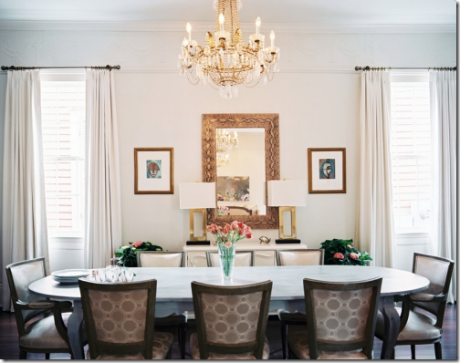 Beautiful Dining Room Design John Loecke