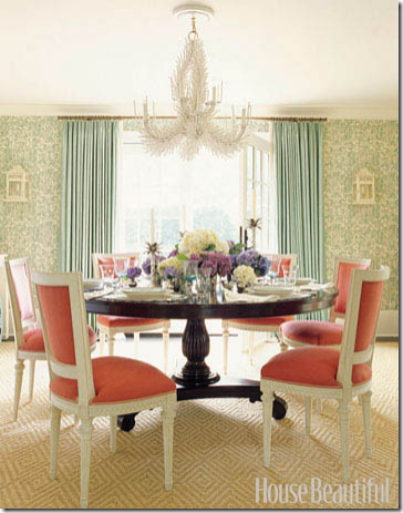 Beautiful designer dining rooms simplified bee for Beautiful modern dining rooms
