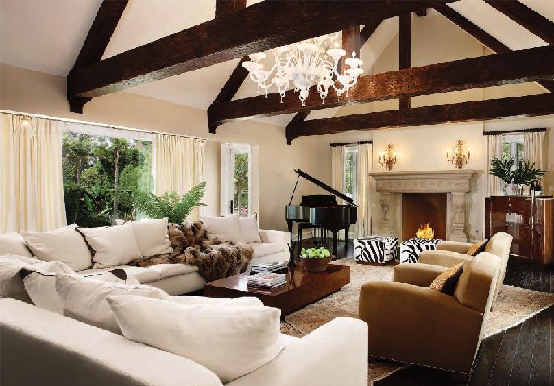 Opulent Beverly Hills Estate By Interior Designer Karan Brady