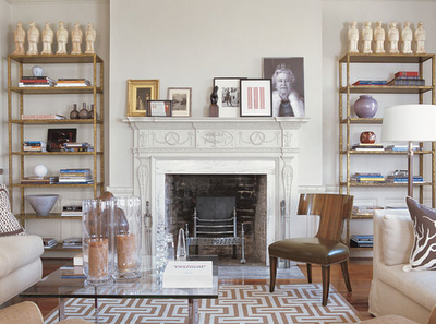 Perfect Another Option Is To Create An Eclectic Mantel By Displaying Décor Of  Varying Size. If This Is The Look You Are Trying To Achieve, It Is Still  Important To ...