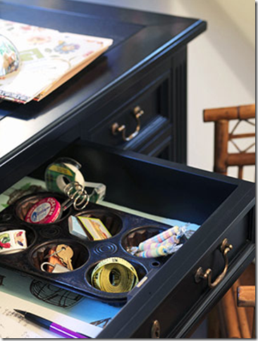 Simple Steps To Organize A Junk Or Desk Drawer With Style