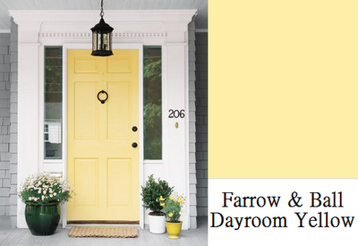 Colorful Designer Front Doors And Paint Samples