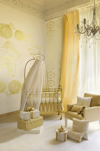 a good starting place when creating a unisex nursery is to select a soothing color palette browsing crib bedding artwork or taking cues from nature may baby nursery cool bee