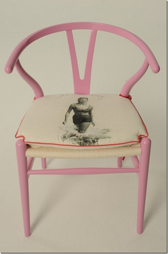 Hans-Wegner-Wishbone-Chair-pink-lulu