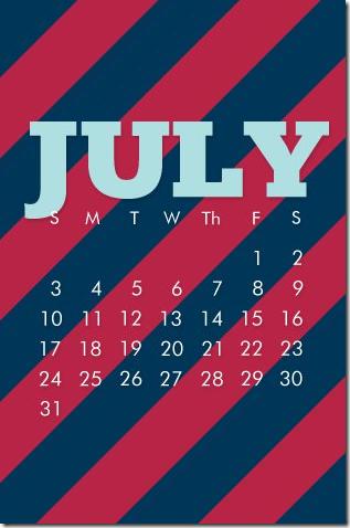 July 2011 Iphone Wallpaper