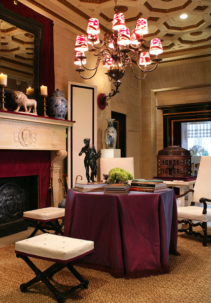 Interior Design Color Trends For 2010 Purple
