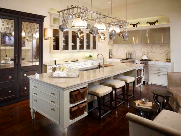 Perfect function mick de giulio kitchen design for The perfect kitchen island