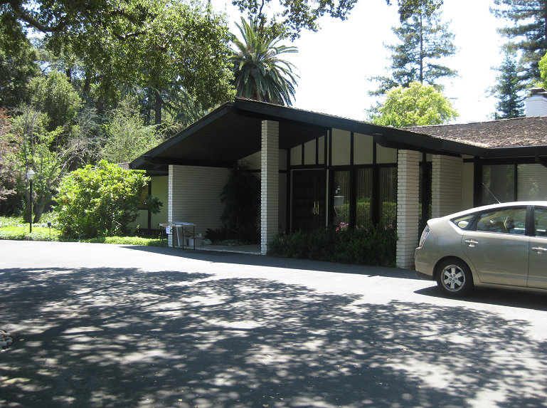 The Ohlsson Family Moved To This Atherton, California Home In 1960.The Home  Designed By Architect Bill Houd Reflects Not Only Ohlssonu0027s Own Designs, ...