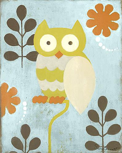Luxury Night Owl Gender Neutral and Modern Nursery Design