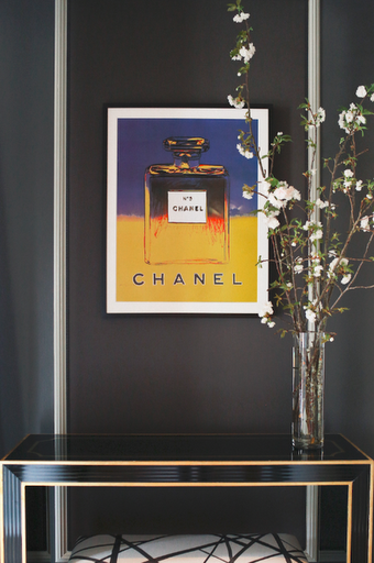 Poster_Chanel No 5_Andy Warhol