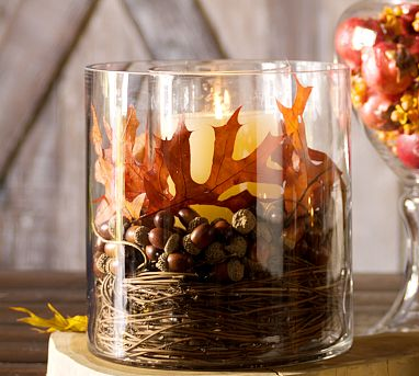 Thanksgiving table setting and decorating ideas for Thanksgiving centerpieces with candles