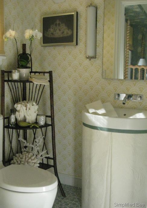 Elle decor designer showhouse san francisco guest bedroom for Elle bathroom designs