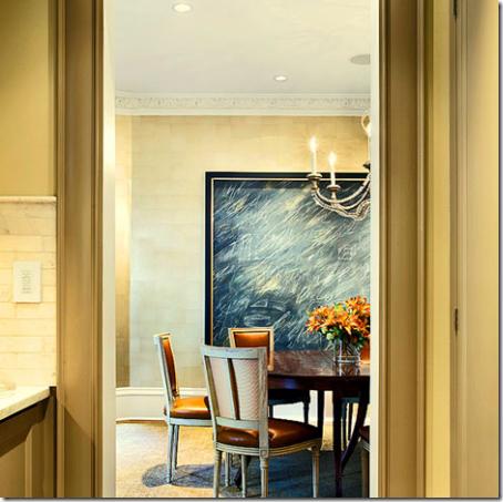Tom Stringer Designer Dining Room Large Art