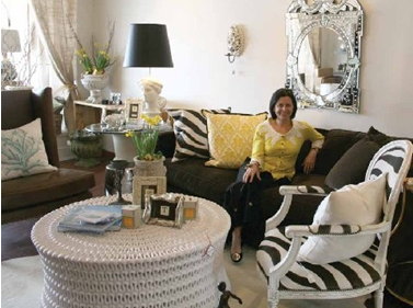 Linda Hayes U2013 Pictured Above U2013 Created Tonic Home Out Of Her Passion Of  Home Decorating. She Says, U201cTonic Home Represents The Next Generation Of  Luxury: The ...