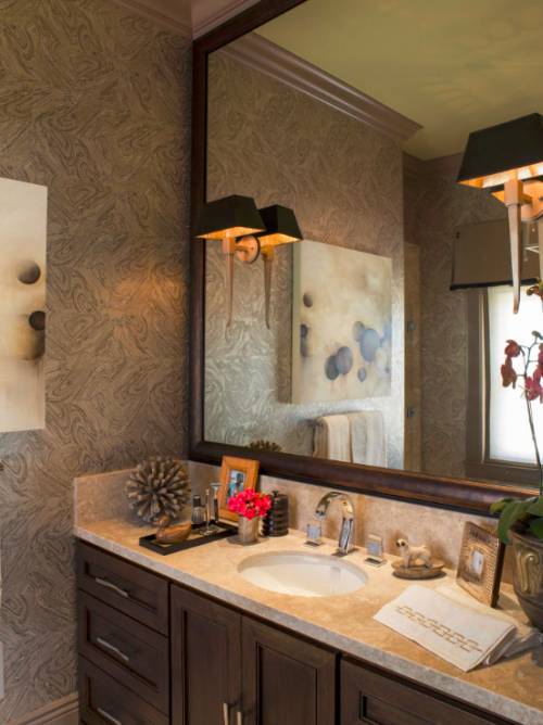 Osborne And Little Travertino - Home Decorating Ideas & Interior Design