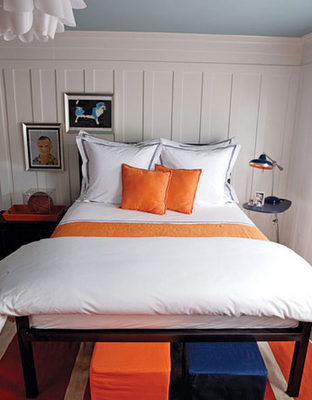Mixing Orange And Blue Opposites On The Color Wheel Results In A Direct Complementary Scheme