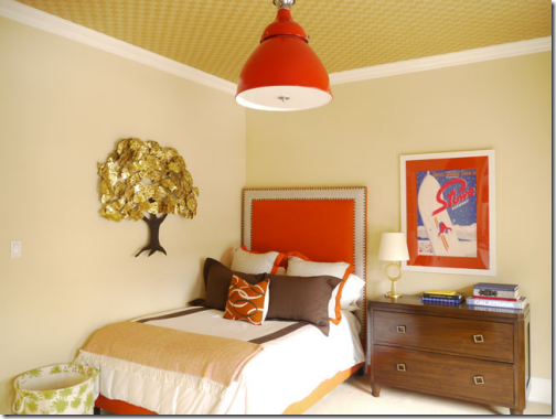 boys room wallpaper ceiling amanda nisbet