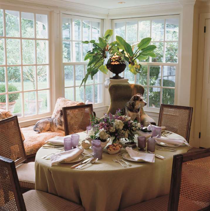 Interview With Interior Designer Bunny Williams on southern home interior designer