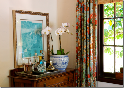 Curtains Ideas chinoiserie curtains : Styling a Living Room & Photo Shoot - Simplified Bee