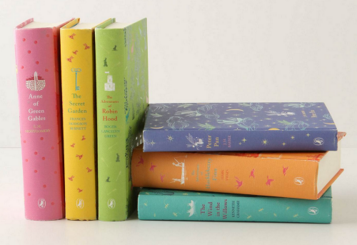 clothbound classic books for kids