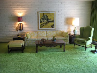 retro 70s decor scottsdale arizona condo simplified bee