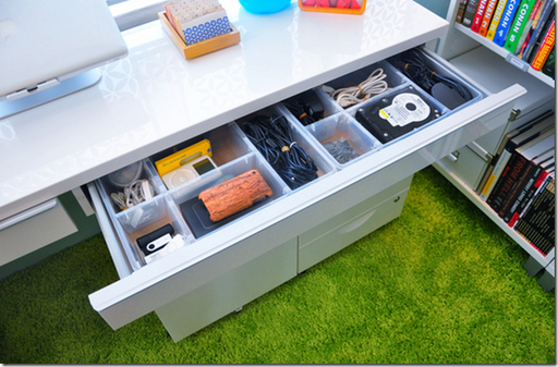 desk drawer organization tips