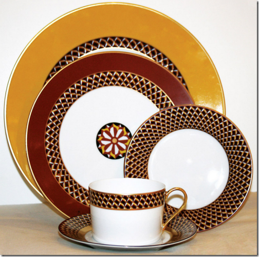 dinnerware by suzanne tucker home