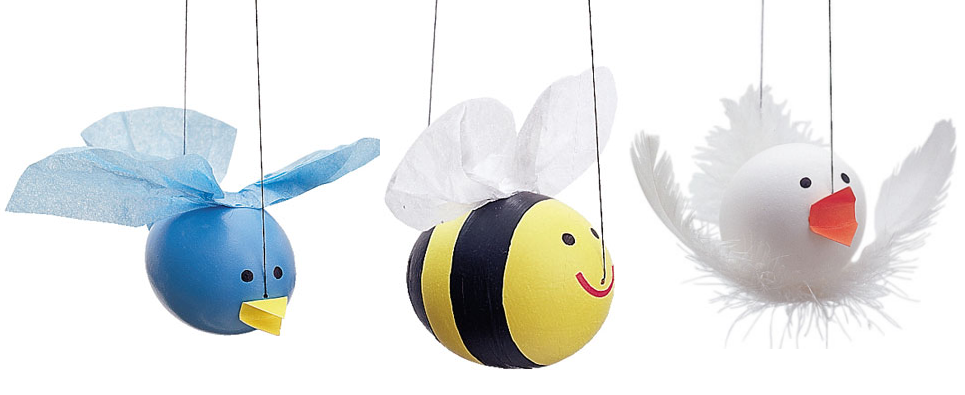 Easter And Springtime Decorating Ideas
