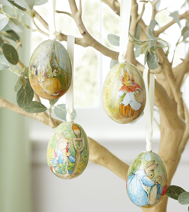 Peter rabbit on pinterest beatrix potter peter rabbit How to make an easter egg tree