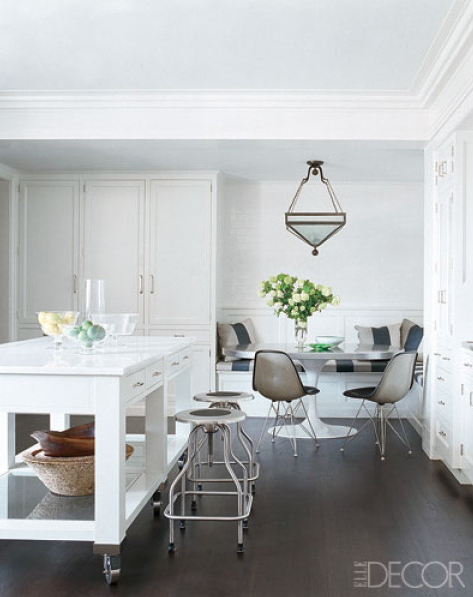 Built In Designer Breakfast Or Kitchen Nooks