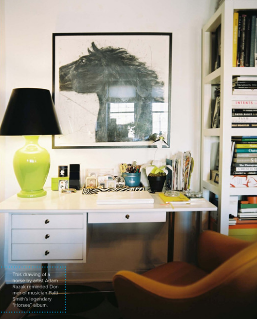 Eclectic Office: 5 Steps To Organize Your Home Office