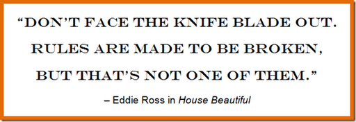eddie ross table setting quote thanksgiving