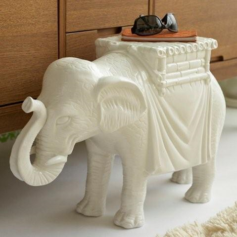 Design trend elephant home d cor and feng shui tips simplified bee Elephant home decor items
