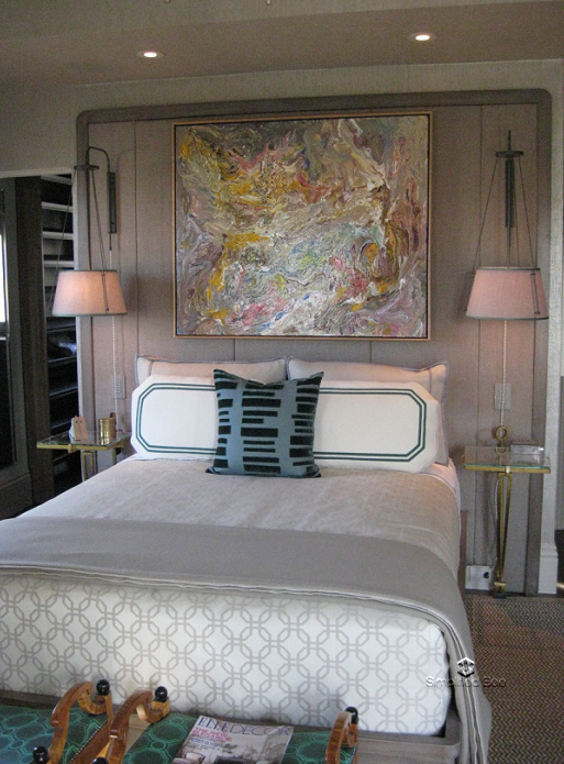 A sneak peek at elle decor s san francisco designer showhouse simplified bee - Elle decor bedrooms ...