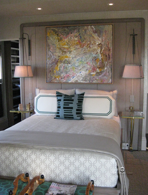 elle decor showhouse jay jeffers master bedroom - Elle Decor Bedrooms