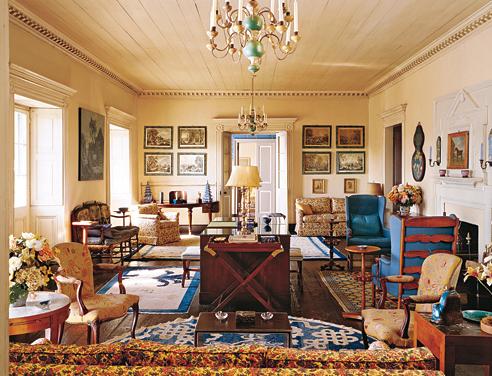 Interview with interior designer jan showers book for Casa designer