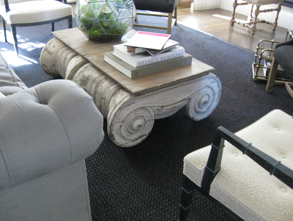 Cool ELLE DECOR Showhouse San Francisco Living Room Design by Gary Spain