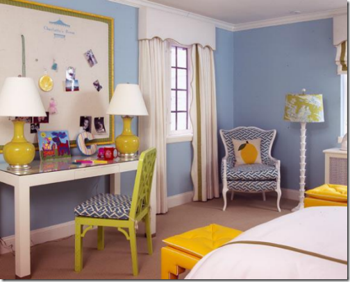Girls' Rooms By Designer Ruthie Sommers
