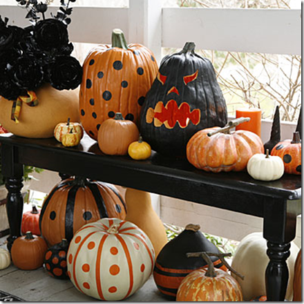 Gallery for cute painted pumpkins ideas - Cute pumpkin painting ideas ...
