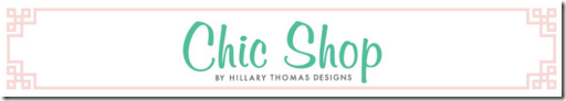 hillary thomas chic shop