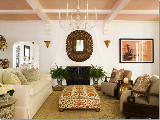 hillary thomas suzani ottoman living room