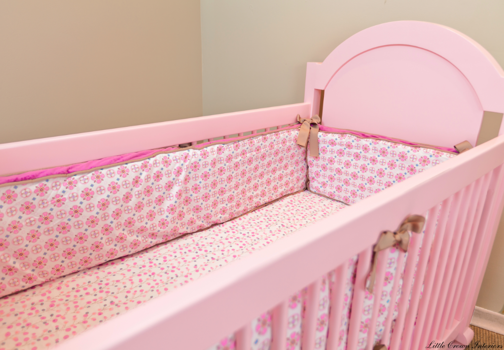 friday find hope pink crib for baby girl simplified bee