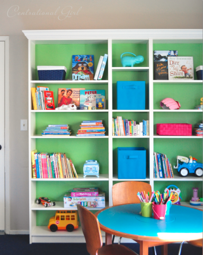 ikea_billy_bookcase_painted_playroom