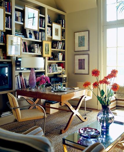 Interview With Interior Designer Jan Showers Amp Book