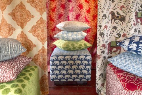 John robshaw fabric | Etsy
