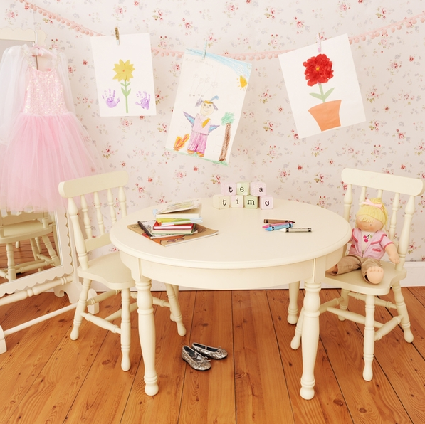 Magnificent Shabby Chic Kids Playroom Idea 597 x 596 · 494 kB · png