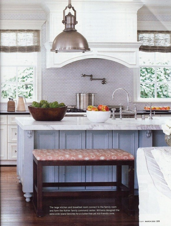 The Island - Kitchen Design Trend Here To Stay | Simplified