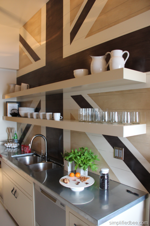 San francisco decorator showcase modern kitchen pantry simplified bee - Dining room showcase designs ...